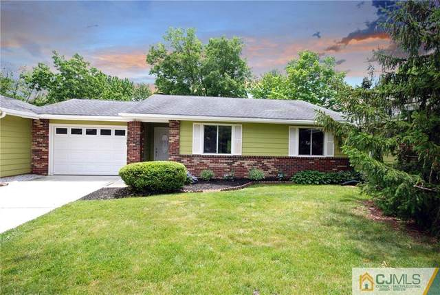 167B Laurel Plaza, Monroe, NJ 08831 (MLS #2150611M) :: Kay Platinum Real Estate Group