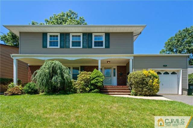771 Chalet Drive, Woodbridge Proper, NJ 07095 (MLS #2150653M) :: Kiliszek Real Estate Experts