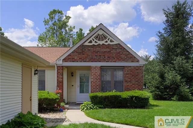79 Whitehead Lane, East Brunswick, NJ 08816 (MLS #2150683M) :: Provident Legacy Real Estate Services, LLC