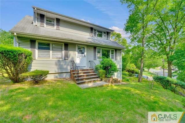 46 Wood Avenue, Iselin, NJ 08830 (#2150698M) :: Rowack Real Estate Team