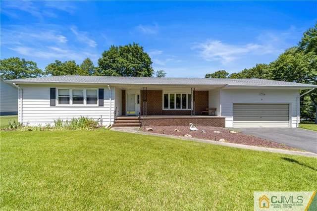 19 Little Brook Lane, Monroe, NJ 08831 (MLS #2150749M) :: Gold Standard Realty