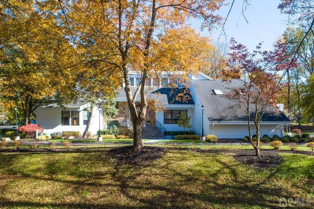 12 Parson Place, Colonia, NJ 07067 (MLS #2200013R) :: The Streetlight Team at Formula Realty