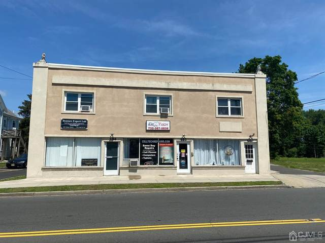480 Main Street, Spotswood, NJ 08884 (MLS #2200026R) :: The Dekanski Home Selling Team