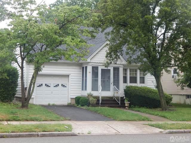 35 Freeman Street, Woodbridge Proper, NJ 07095 (MLS #2200088R) :: Gold Standard Realty