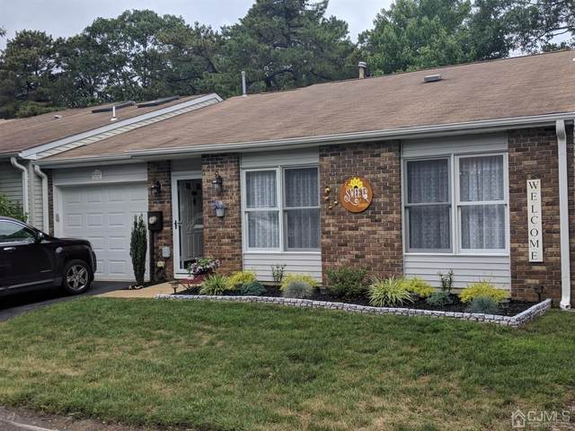 149 Kramer Court, Lakewood, NJ 08701 (MLS #2200174R) :: Gold Standard Realty