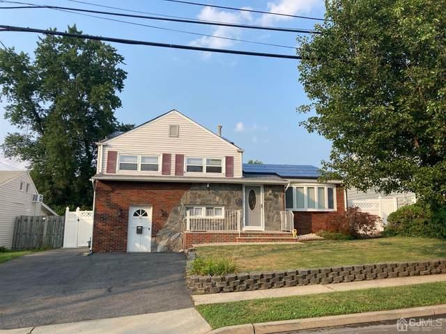 18 Frederick Place, Sayreville, NJ 08859 (MLS #2200364R) :: Gold Standard Realty