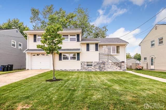 11 Ginda Avenue, Carteret, NJ 07008 (MLS #2200438R) :: Gold Standard Realty