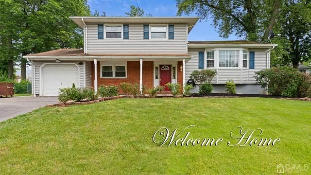1478 Cherokee Place, North Brunswick, NJ 08902 (MLS #2200556R) :: Gold Standard Realty