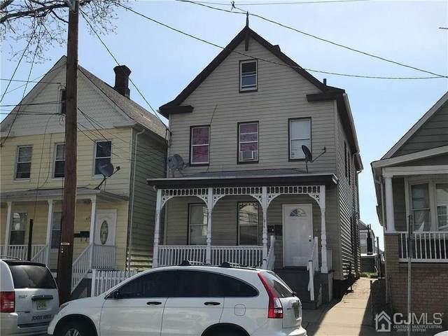 676 Charles Street, Perth Amboy, NJ 08861 (MLS #2200613R) :: Kiliszek Real Estate Experts