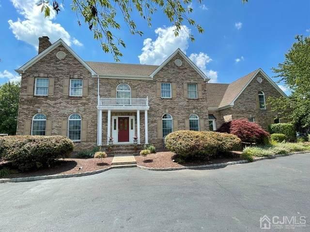 18 Nostrand Road, Plainsboro, NJ 08536 (MLS #2200623R) :: Kiliszek Real Estate Experts