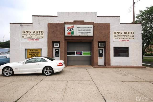 536 Main Street, Spotswood, NJ 08884 (MLS #2200665R) :: The Dekanski Home Selling Team