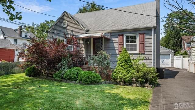 709 Galvin Avenue, Roselle, NJ 07203 (MLS #2200685R) :: Kiliszek Real Estate Experts