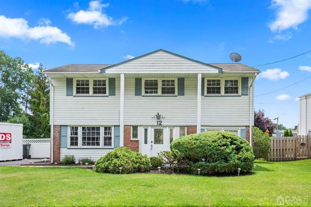 12 Stanford Avenue, Colonia, NJ 07067 (MLS #2200728R) :: Kiliszek Real Estate Experts