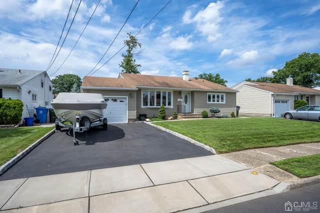 90 Cameo Place, Colonia, NJ 07067 (MLS #2200736R) :: The Dekanski Home Selling Team