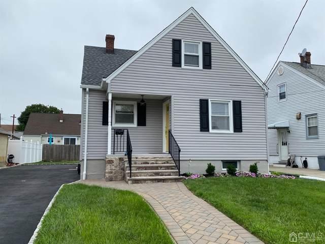 25 N Whittier Street, Carteret, NJ 07008 (MLS #2200785R) :: Kiliszek Real Estate Experts
