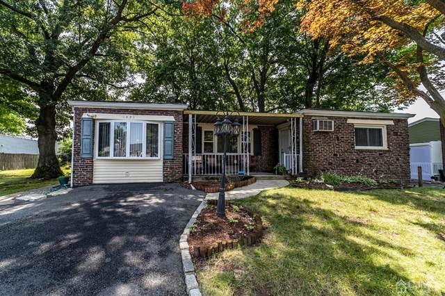1321 W 6th Street, Piscataway, NJ 08854 (MLS #2200789R) :: Gold Standard Realty