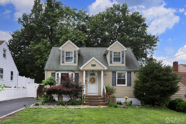 251 Grandview Avenue, Edison, NJ 08837 (MLS #2200894R) :: Gold Standard Realty