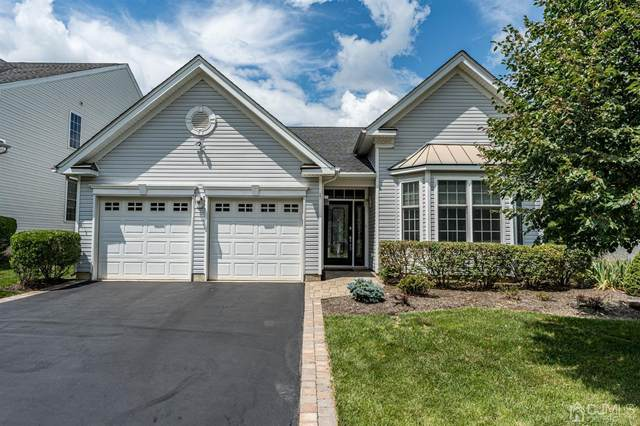 45 Edgemere Drive, South Brunswick, NJ 08824 (MLS #2200907R) :: Gold Standard Realty