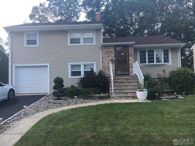 61 Predmore Avenue, Colonia, NJ 07067 (MLS #2200973R) :: The Dekanski Home Selling Team