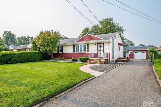 87 Berkley Boulevard NE, Iselin, NJ 08830 (MLS #2200987R) :: The Dekanski Home Selling Team