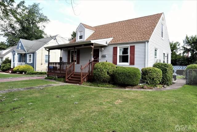 10 N Smith Street, Avenel, NJ 07001 (MLS #2201079R) :: Gold Standard Realty