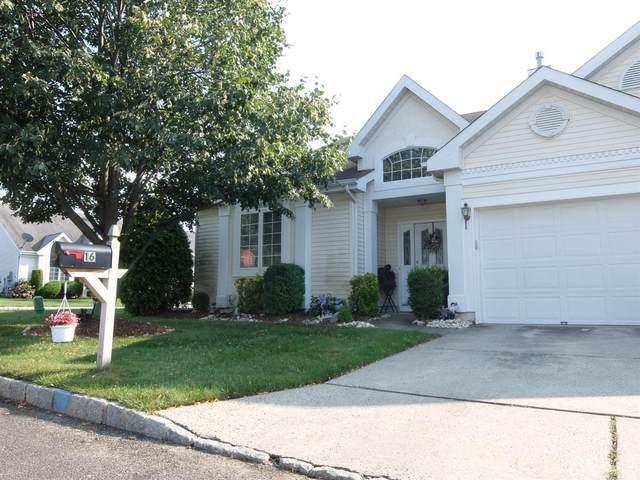 16 Wellington Place, Monroe, NJ 08831 (MLS #2201086R) :: Kiliszek Real Estate Experts