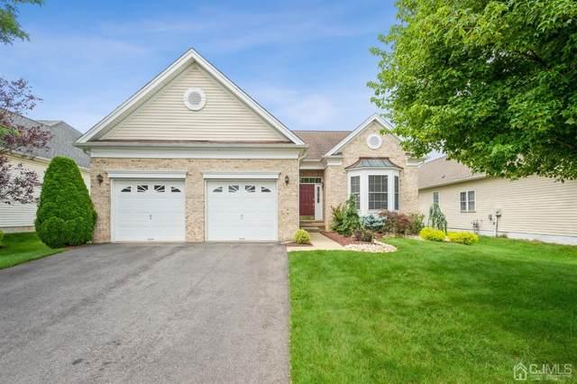 24 Crenshaw Court, Monroe, NJ 08831 (MLS #2201096R) :: Kiliszek Real Estate Experts