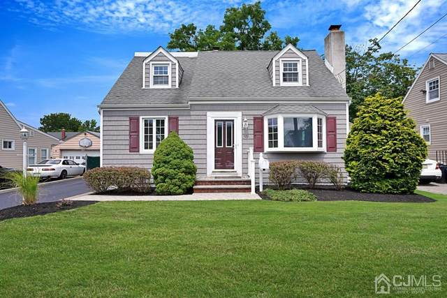521 Howard Avenue, Middlesex, NJ 08846 (MLS #2201109R) :: Kiliszek Real Estate Experts