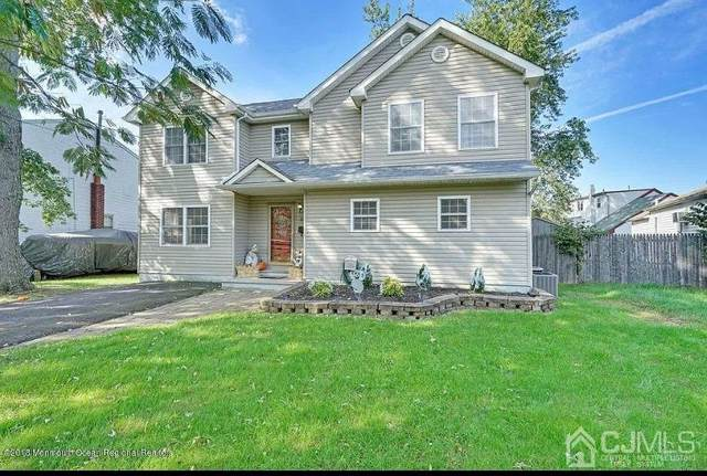 8 Maple Drive, Hazlet, NJ 07730 (MLS #2201194R) :: Gold Standard Realty