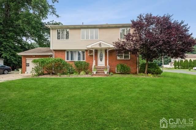 171 Stevens Avenue, Jamesburg, NJ 08831 (MLS #2201233R) :: The Dekanski Home Selling Team