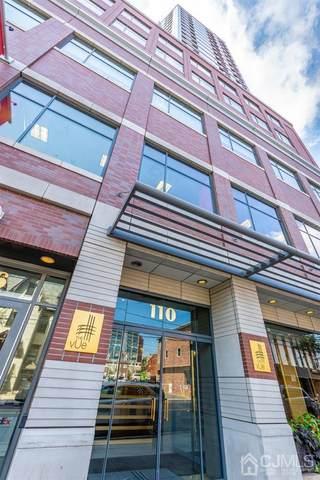 110 Somerset Street #2114, New Brunswick, NJ 08901 (MLS #2201366R) :: The Sikora Group