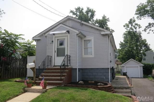 11 Silzer Avenue, Iselin, NJ 08830 (MLS #2201462R) :: Parikh Real Estate