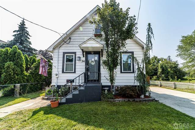 34 Charles Street, Old Bridge, NJ 08857 (MLS #2201471R) :: William Hagan Group