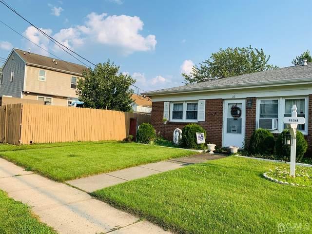 22 Larch Street, Port Reading, NJ 07064 (MLS #2201538R) :: Gold Standard Realty