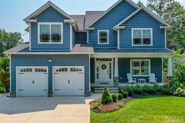 1157 Hawser Avenue, Stafford, NJ 08050 (MLS #2201578R) :: The Sikora Group