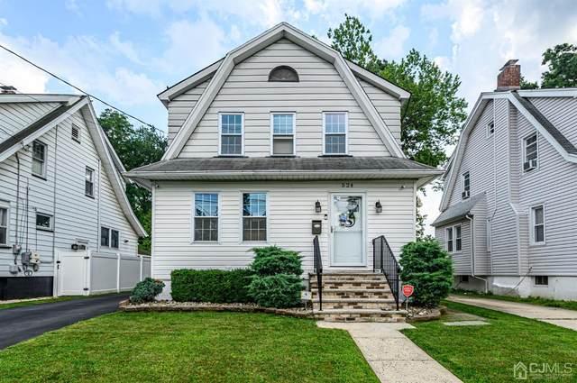 524 W Meadow Avenue, Rahway, NJ 07065 (MLS #2201583R) :: The Sikora Group