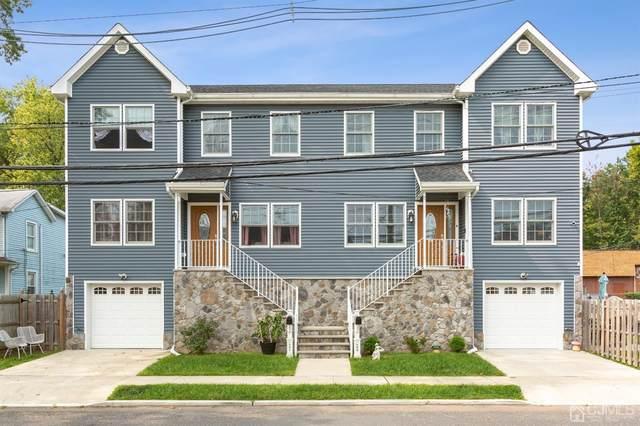 602 South Avenue, Dunellen, NJ 08812 (MLS #2201626R) :: The Sikora Group