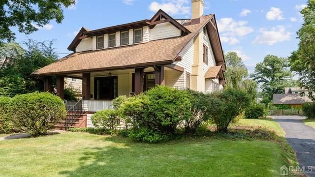 341 Mountainview Terrace, Dunellen, NJ 08812 (MLS #2201629R) :: The Sikora Group
