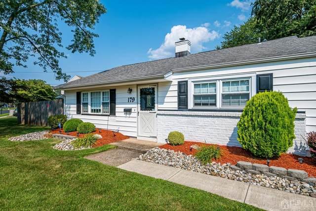 179 Winthrop Road, Edison, NJ 08817 (MLS #2201635R) :: Gold Standard Realty
