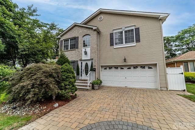 1101 Georgian Drive, Linden, NJ 07036 (MLS #2201663R) :: Kiliszek Real Estate Experts