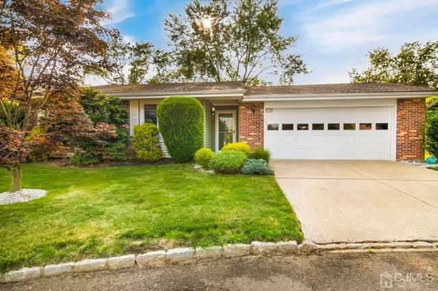 A Fairton Drive 475A, Monroe, NJ 08831 (MLS #2201720R) :: Kay Platinum Real Estate Group