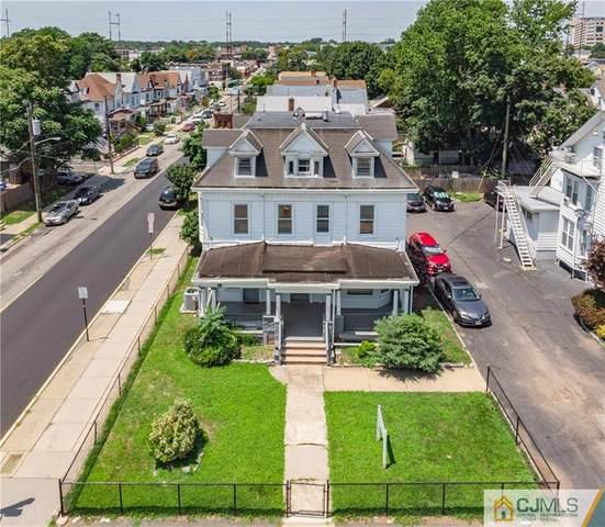 161 Livingston Avenue, New Brunswick, NJ 08901 (MLS #2201758R) :: The Sikora Group