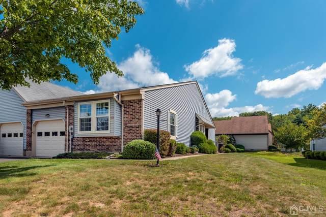 32 Rothwell Drive A, Monroe, NJ 08831 (MLS #2201805R) :: The Dekanski Home Selling Team