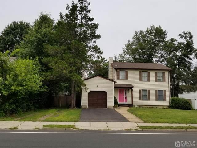 51 Half Acre Road, Jamesburg, NJ 08831 (MLS #2201924R) :: Team Pagano