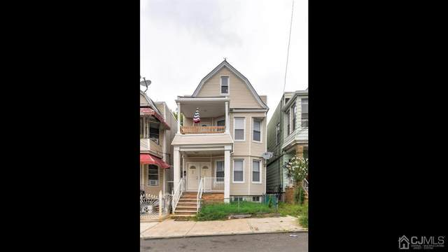 210 Grant Avenue, Jersey City, NJ 07305 (MLS #2201938R) :: The Sikora Group