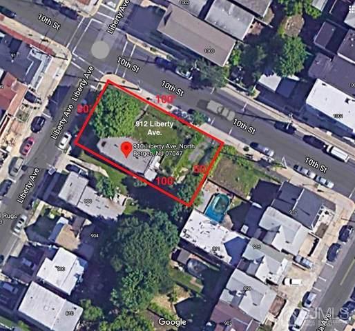 912 Liberty Avenue, North Bergen, NJ 07047 (MLS #2202170R) :: William Hagan Group