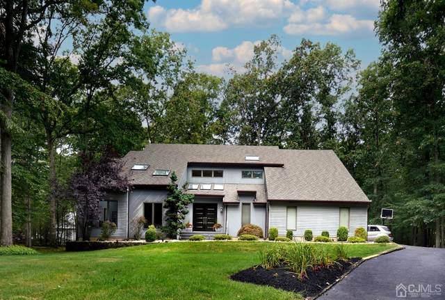 17 Sleepy Hollow Lane, West Windsor, NJ 08550 (MLS #2202233R) :: Team Pagano
