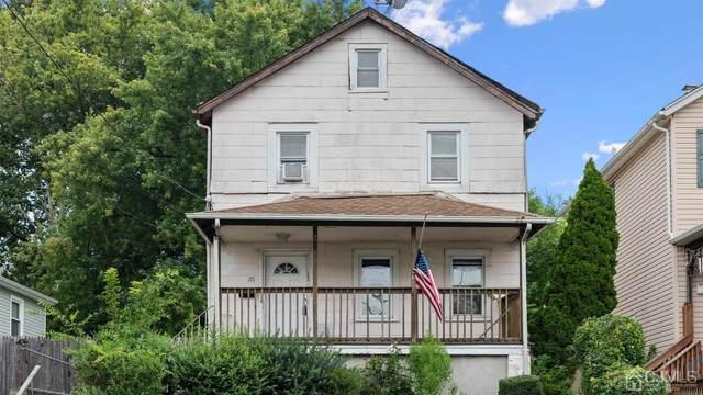 171 S Fulton Street, Woodbridge Proper, NJ 07095 (MLS #2202335R) :: William Hagan Group