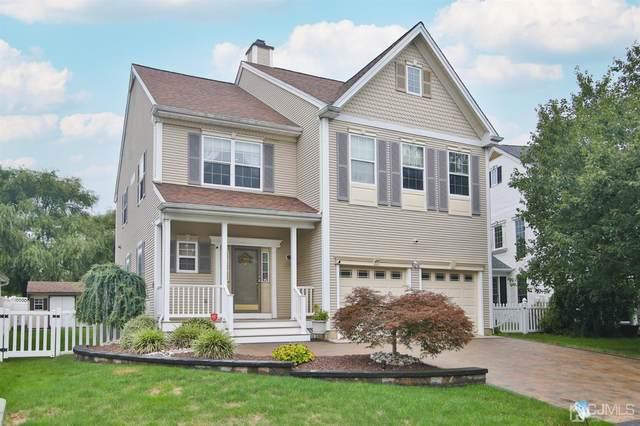 27 Villanova Drive, South Brunswick, NJ 08824 (MLS #2202533R) :: William Hagan Group