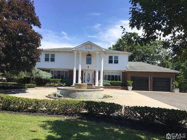 657 Spotswood Englishtown Road, Monroe, NJ 08831 (#2202536R) :: Rowack Real Estate Team